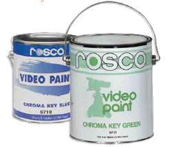 Pintura Chroma key Rosco
