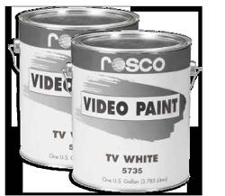 Pintura TV de Rosco