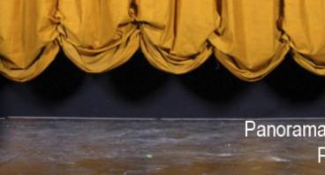 Proyector panorama asimétrico para Teatro 1000 vatios